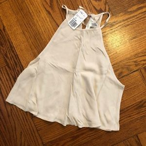 Forever21 Flowy Crop Top NWT